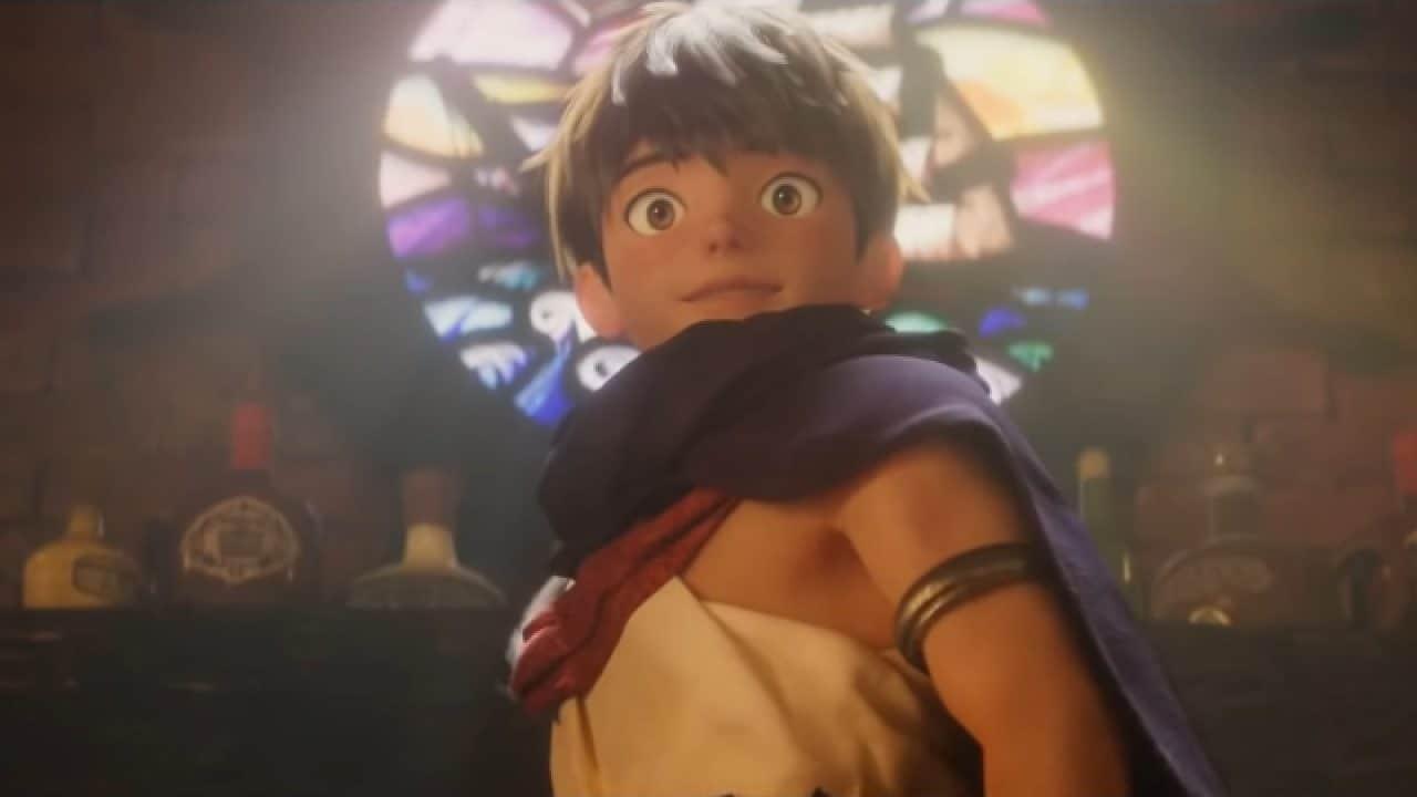 Dragon Quest: Your Story chegará à Netflix no dia 13 de fevereiro