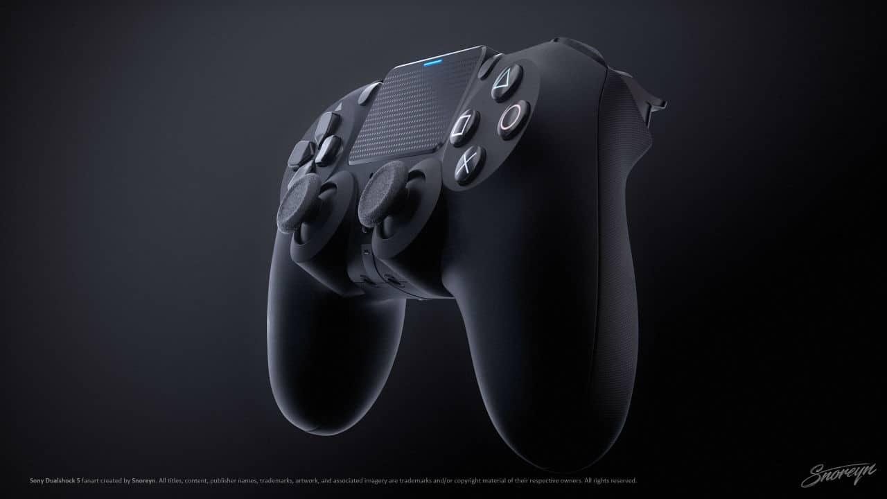 Vazam supostas imagens do DualShock 5