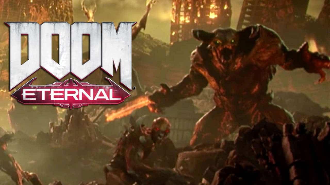 Bethesda lançará trailer de DOOM Eternal nesta terça-feira (14)