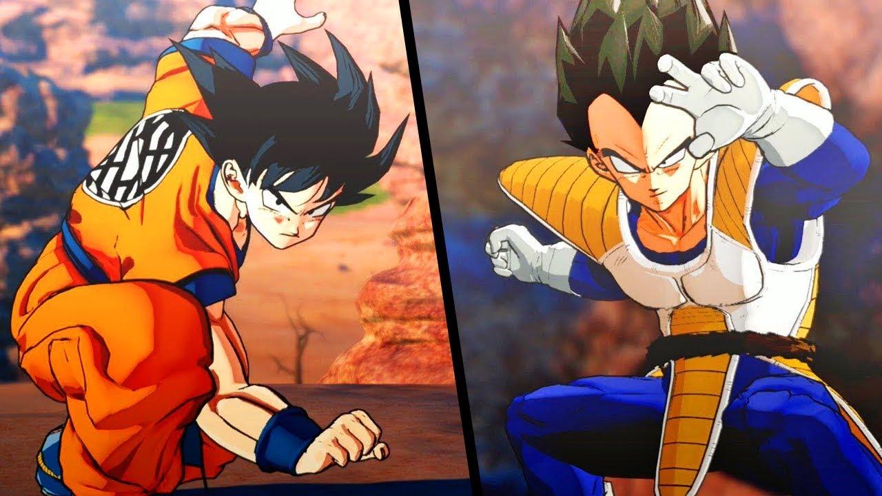 Momento icônico do anime não está em Dragon Ball Z: Kakarot