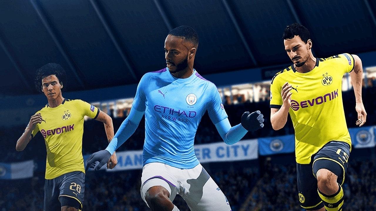 Nova atualização de FIFA 20 tenta melhorar dribles e chutes