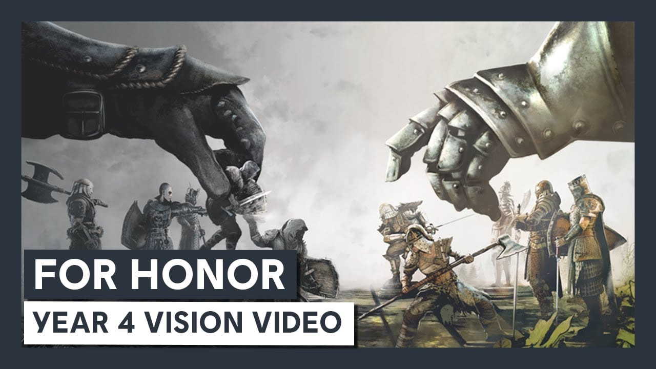 For Honor vai adotar sistema de Battle Pass