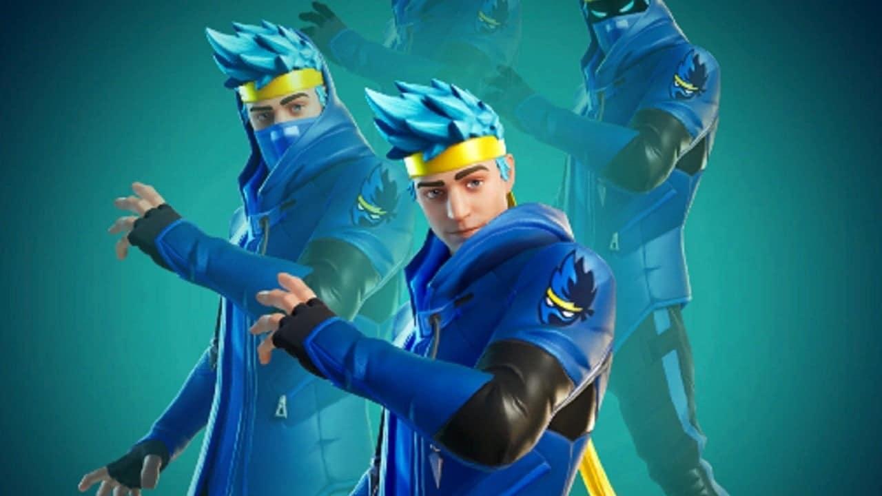 Ninja ganhará skin limitada em Fortnite