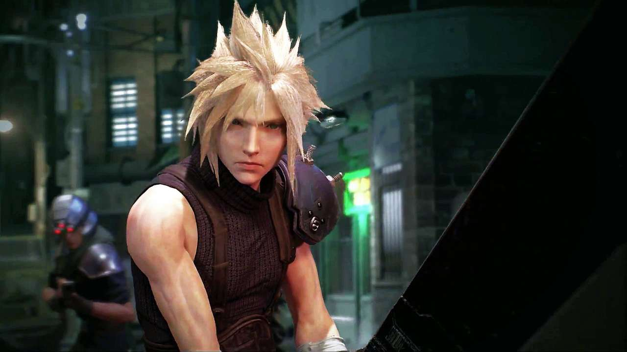Final Fantasy VII Remake é adiado para abril de 2020