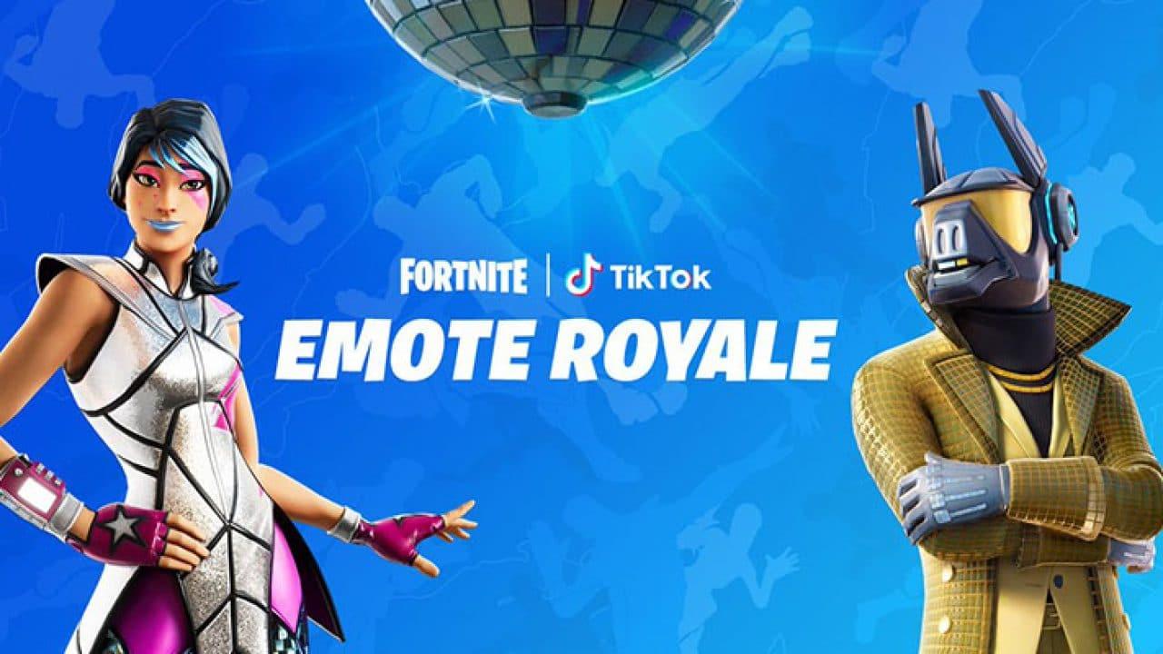 Fortnite: concurso no TikTok decidirá novo emote de dança