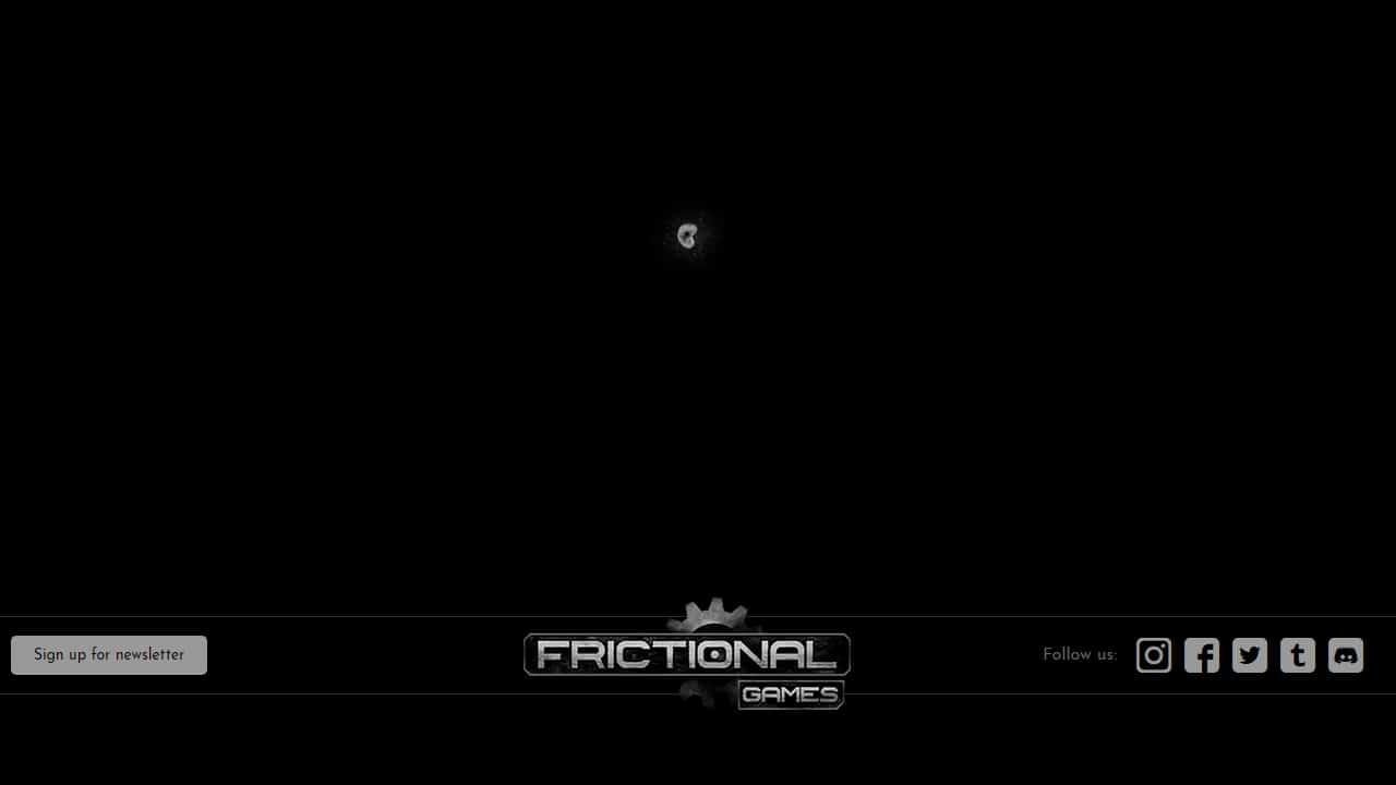Site que indica novo jogo da Frictional Games está