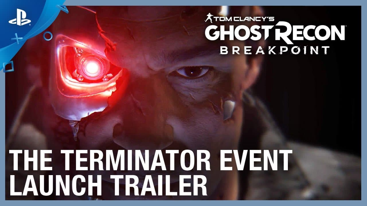 Ghost Recon Breakpoint: trailer mostra o Exterminador T-800