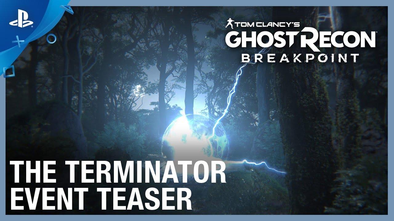 Ghost Recon Breakpoint: evento do Exterminador ganha teaser