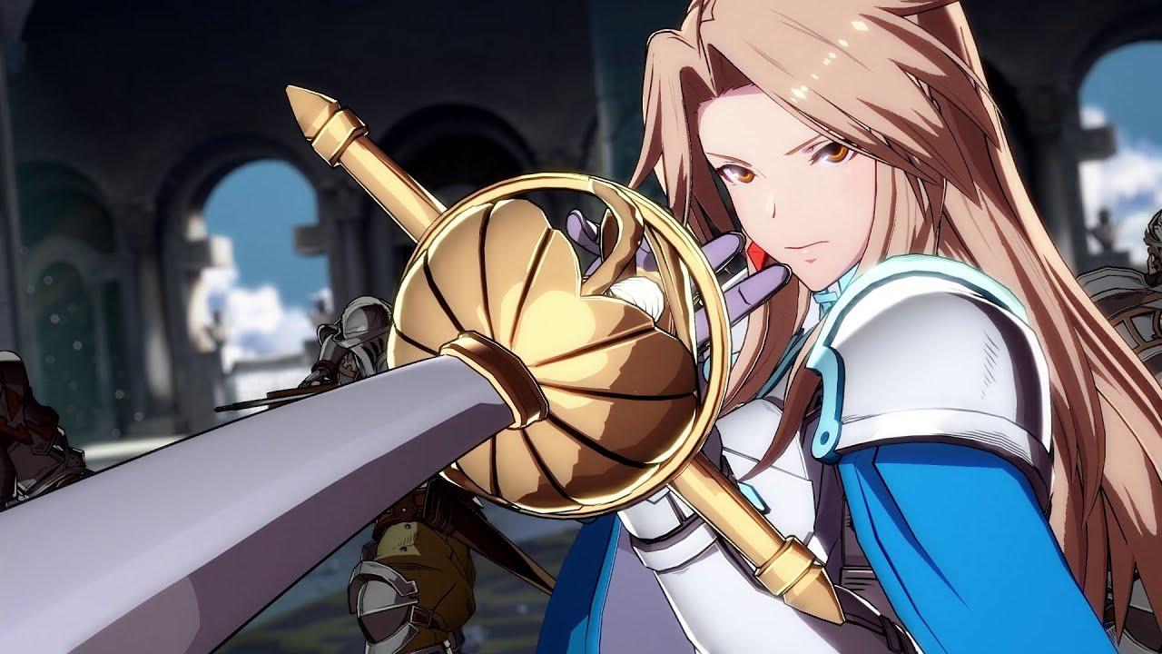 Granblue Fantasy: Versus ganha data de lançamento para o ocidente