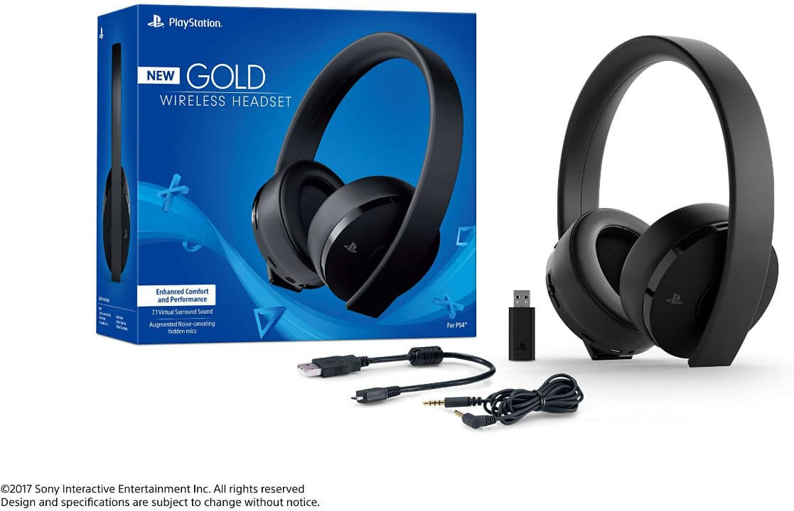 Headset PlayStation Série Ouro chega oficialmente ao Brasil por R$ 499