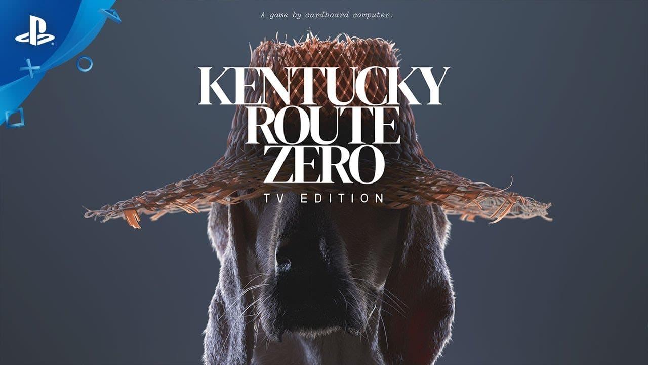 Kentucky Route Zero: TV Edition chegará ao PS4 em janeiro