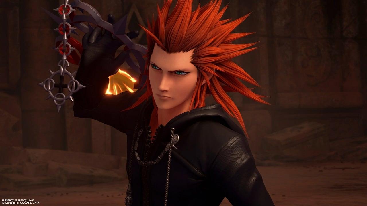 Kingdom Hearts 3 Re:Mind ganha imagens de personagens