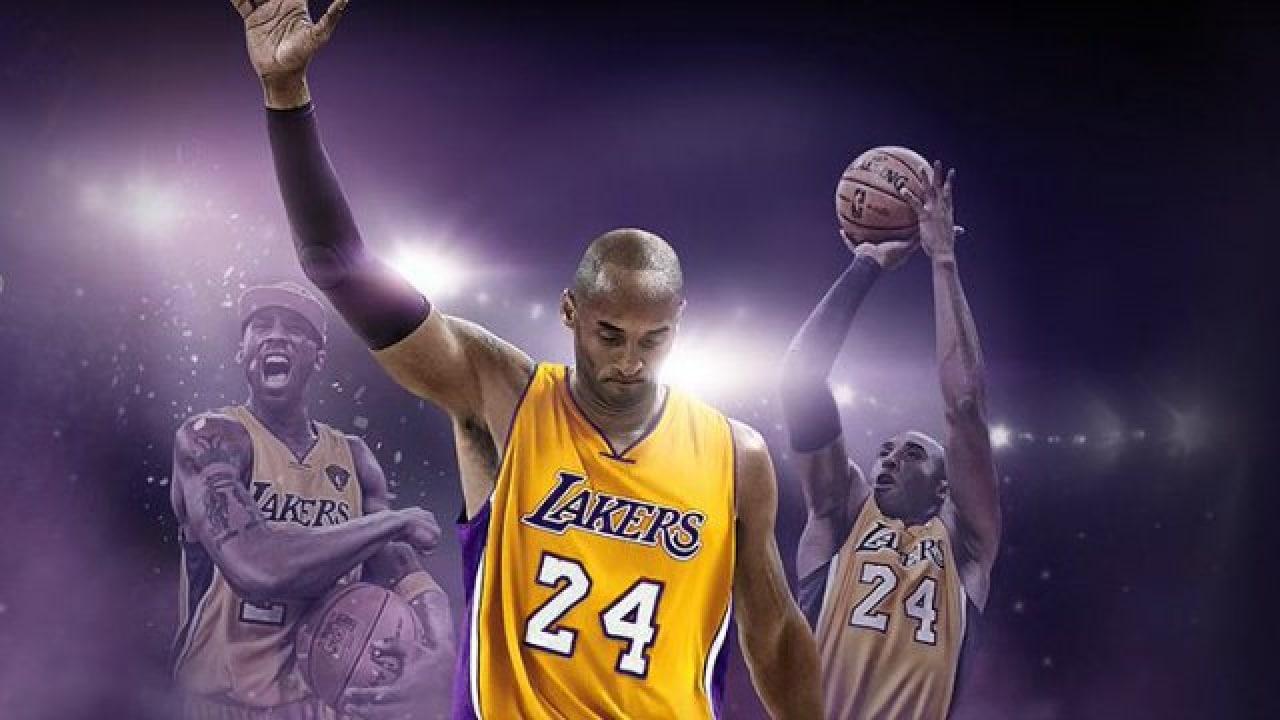 NBA 2K20 presta homenagem a Kobe Bryant