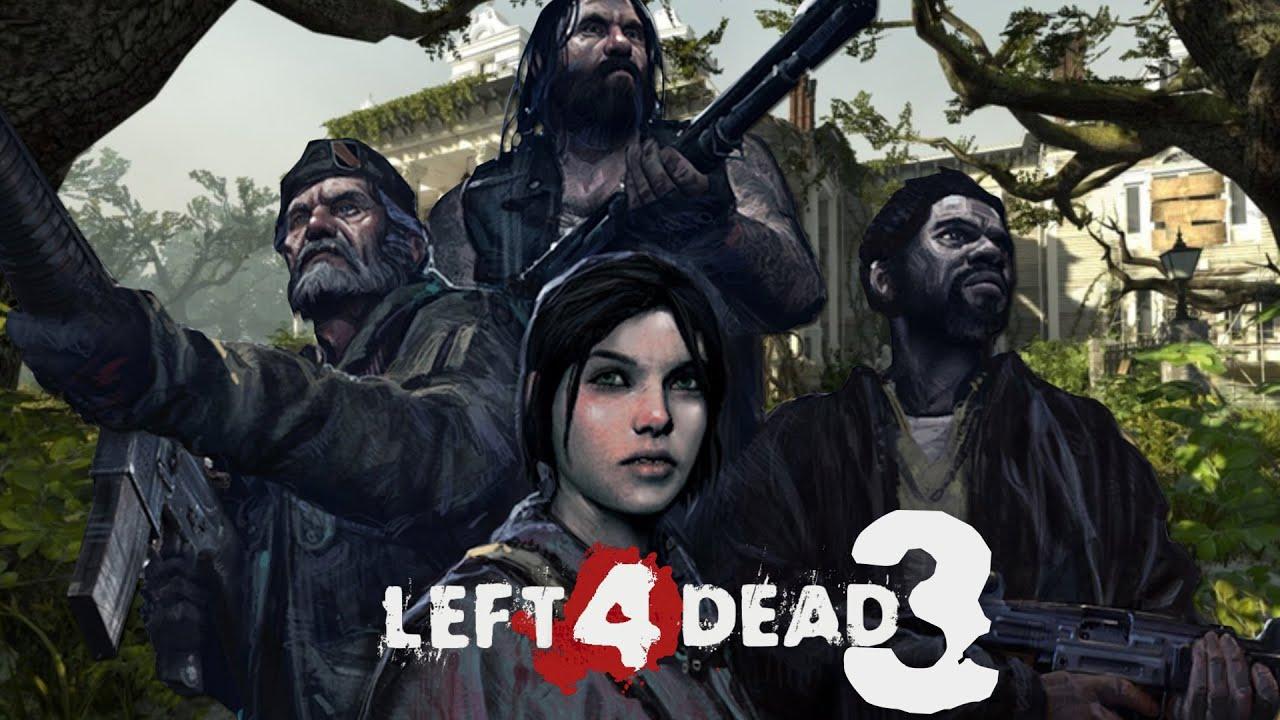 Valve desmente rumor de desenvolvimento de Left 4 Dead 3