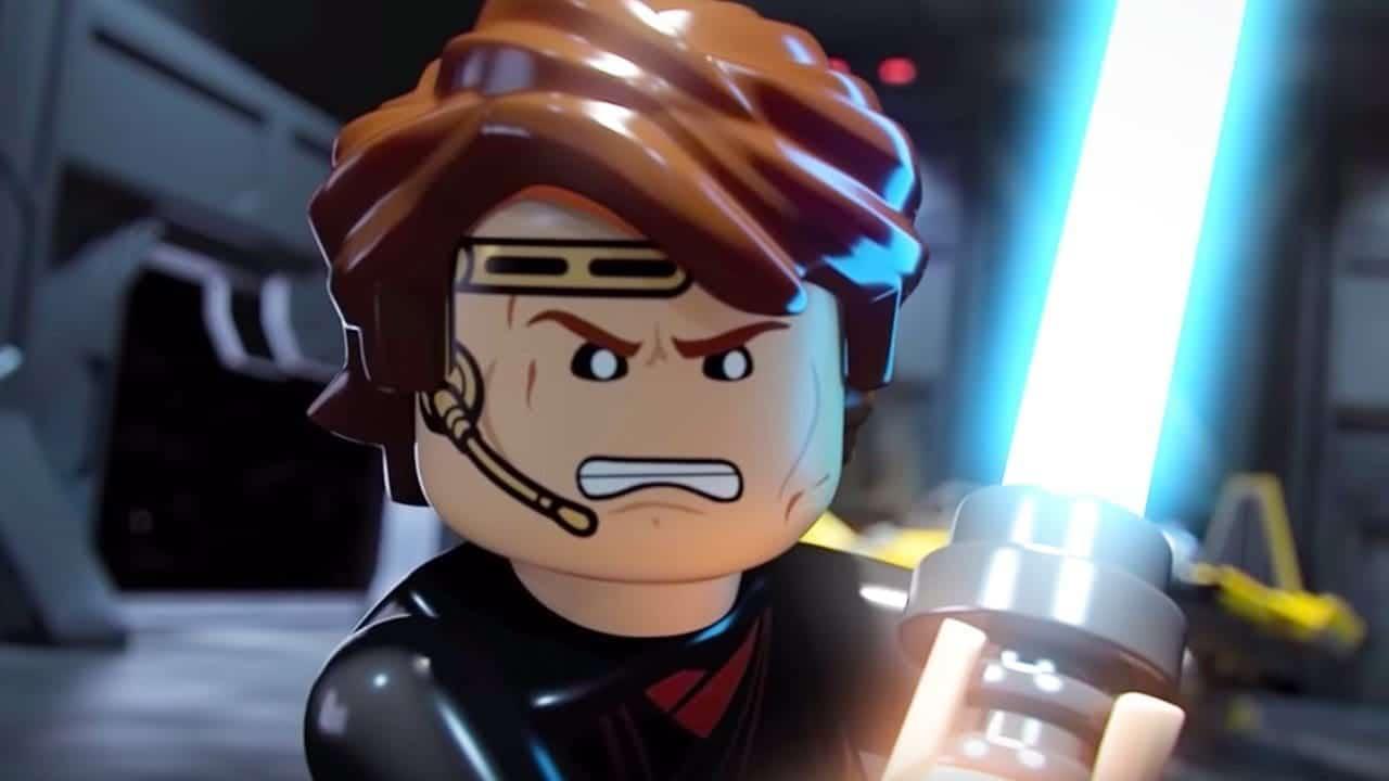 LEGO Star Wars: The Skywalker Saga terá uma engine inédita