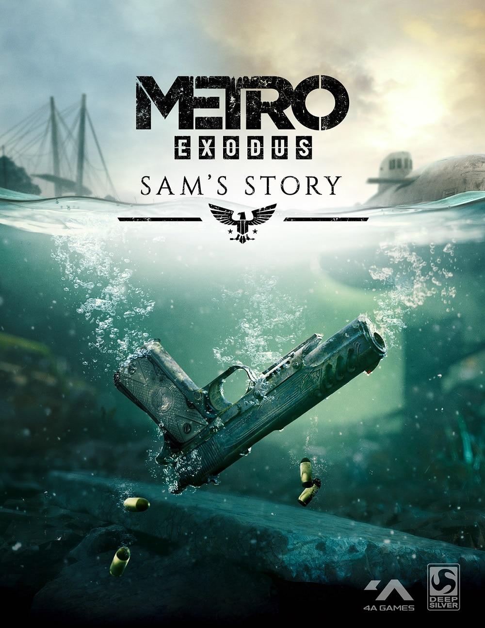"""Metro Exodus: DLC """"Sam's Story"""" chega em 11 de Fevereiro 1"""
