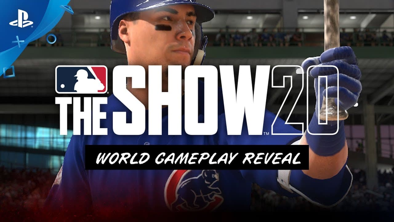 Com muitos home-runs, MLB The Show 20 recebe primeiro trailer de gameplay