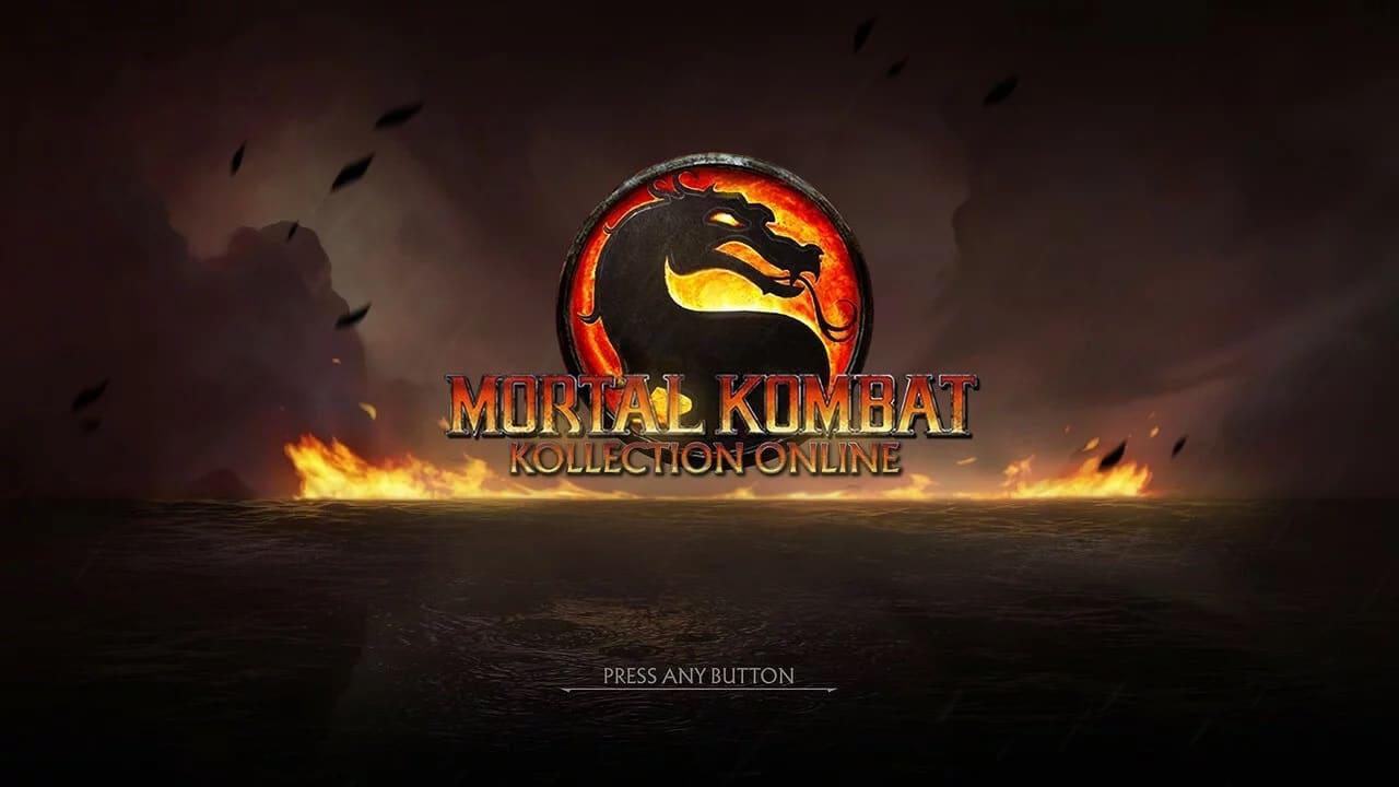 Mortal Kombat Kollection Online é listado para PS4 na Europa