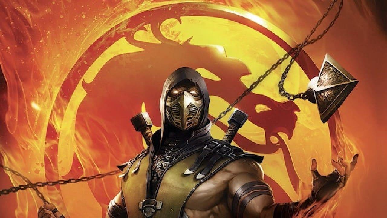Mortal Kombat Legends: Scorpion's Revenge estreia em 12 de abril