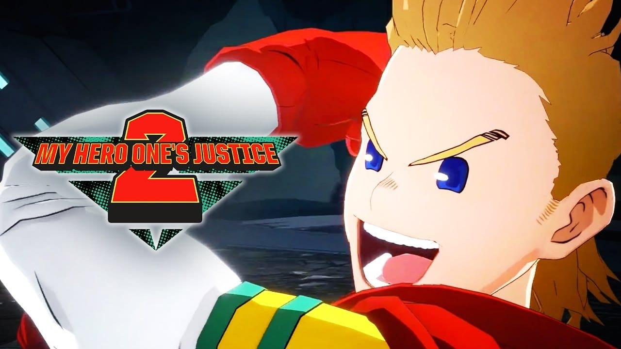 My Hero One's Justice 2 ganhou trailer novo com muita pancadaria