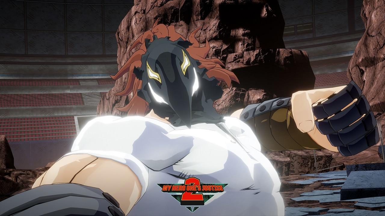 My Hero One's Justice 2 ganha imagens do lutador Kendo Rappa