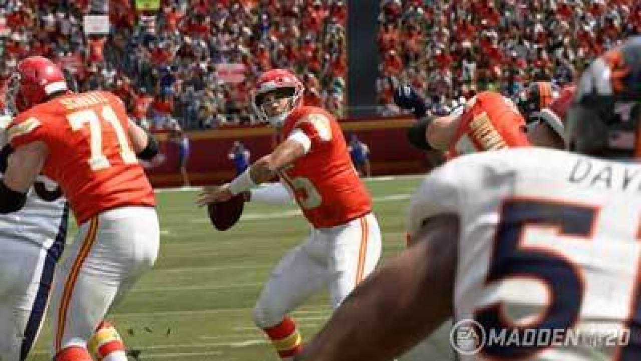 EA faz projeção do Super Bowl em Madden NFL 20: vitória do Chiefs
