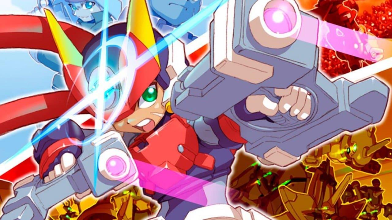 Mega Man Zero/ZX Legacy Collection recebe novo trailer com