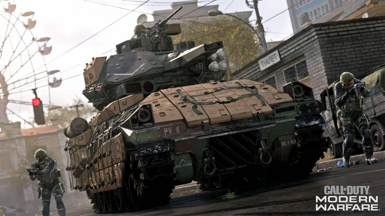 Último patch de Call of Duty: Modern Warfare vem causando