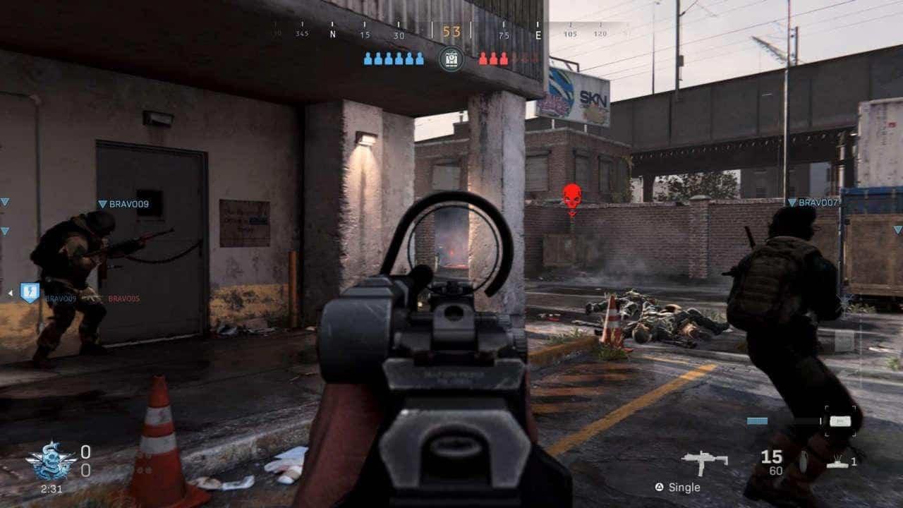 CoD: Modern Warfare pode ter mais espaços para classes customizadas