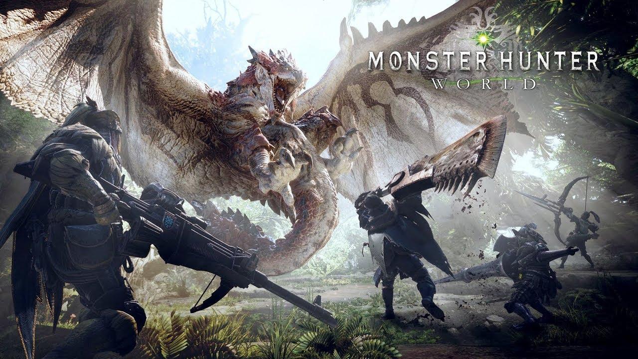 Sucesso! Monster Hunter World alcança 15 milhões de unidades vendidas