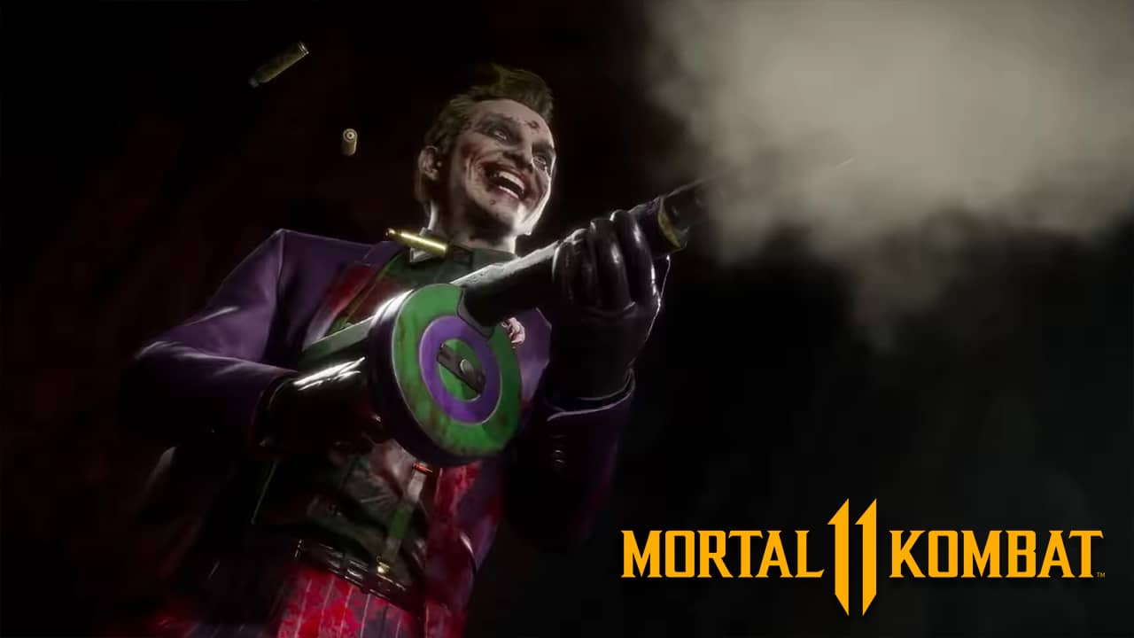 Mortal Kombat 11: Coringa tem quatro brutalities revelados