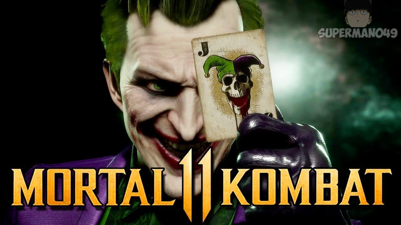 Mortal Kombat 11: vídeo revela todas as skins de Coringa