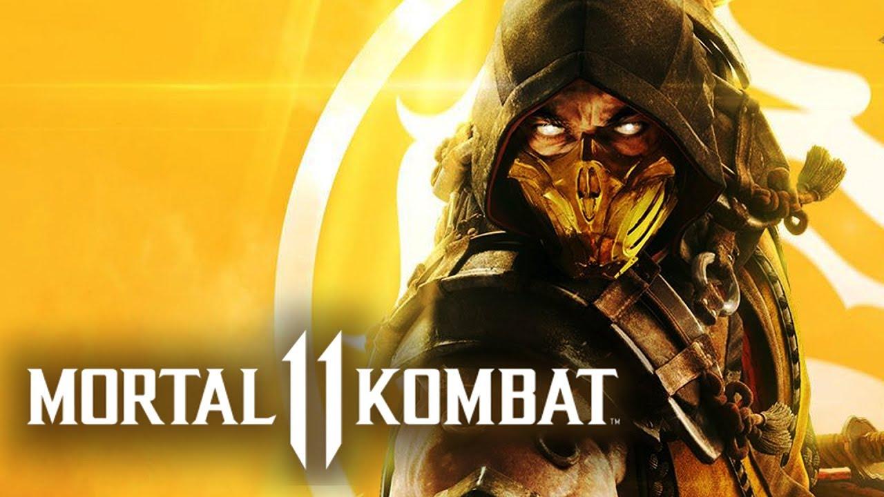 Mortal Kombat 11 pode ser testado grátis até 9 de março