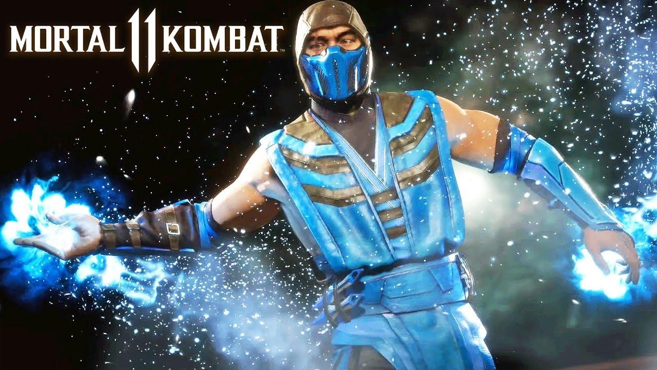 Brasileiro Konqueror é o campeão da Liga Latina de Mortal Kombat 11