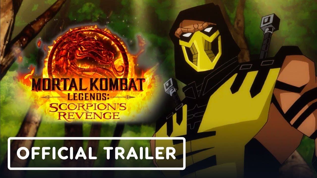 Mortal Kombat Legends: Scorpion's Revenge recebe incrível trailer