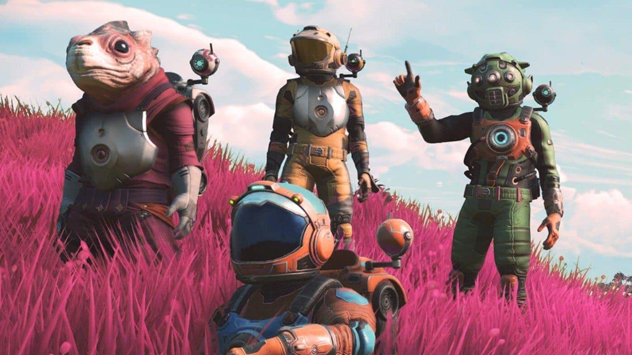 Próximo game da Hello Games será tão grande como No Man's Sky