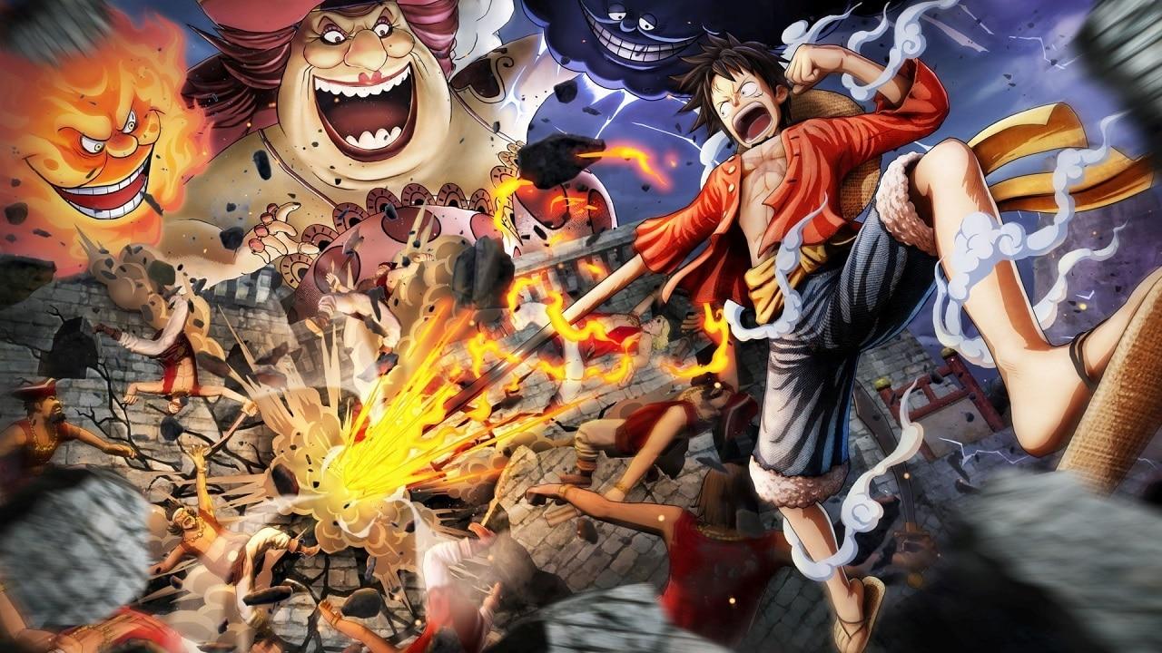 One Piece: Pirate Warriors 4 ganhou trailer do modo multiplayer