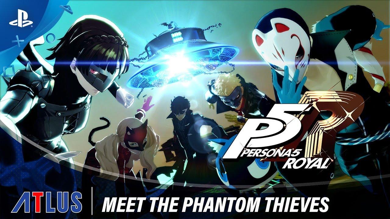 Atlus divulga novidades sobre Persona 5 Royal e Scramble