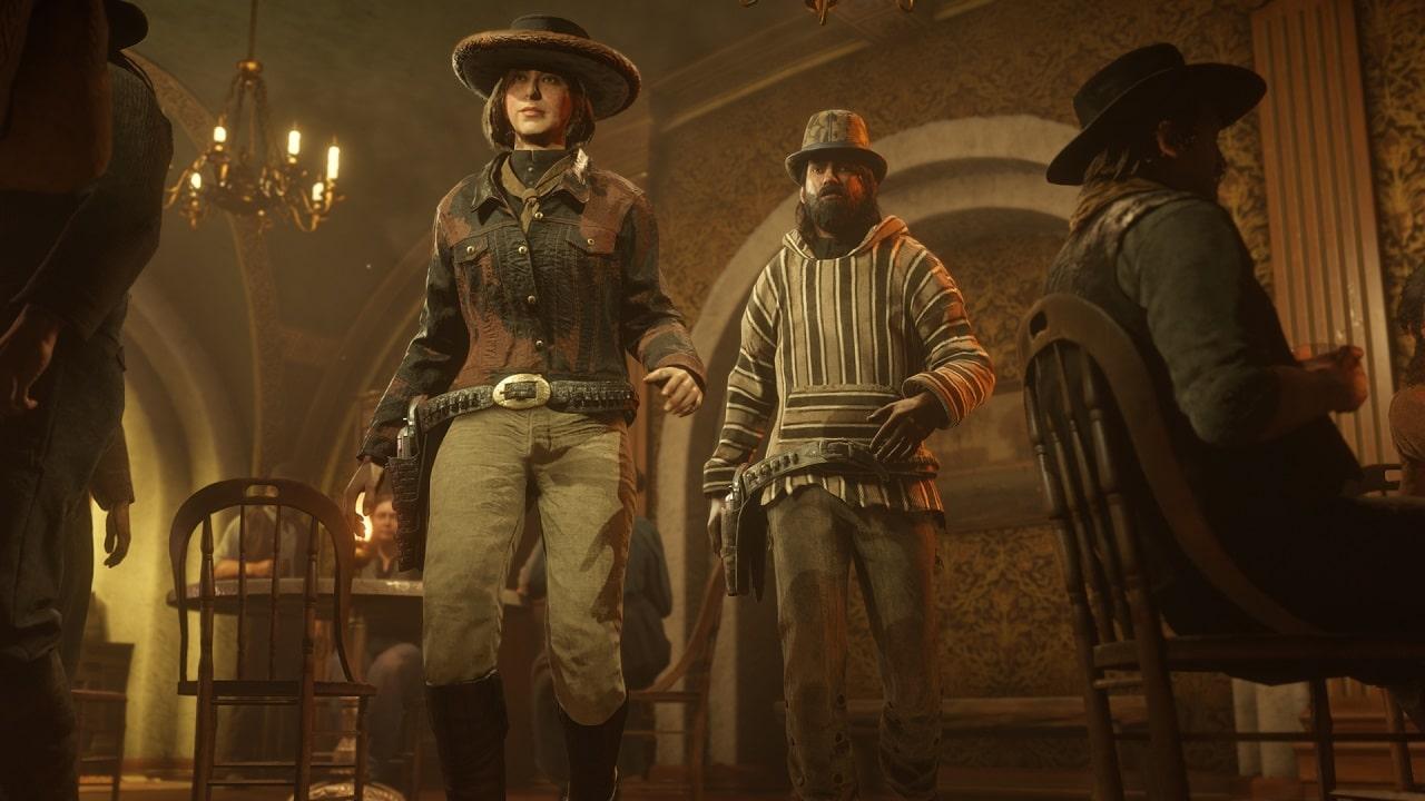Red Dead Online ganha novas roupas e bônus da expansão