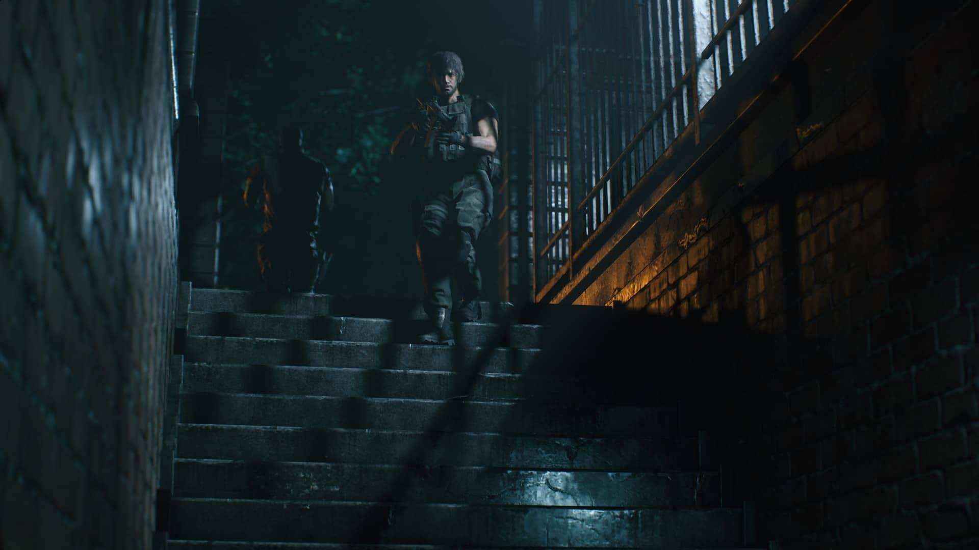 Resident Evil 3: Nemesis, Hunter, novas imagens e muito mais! 3