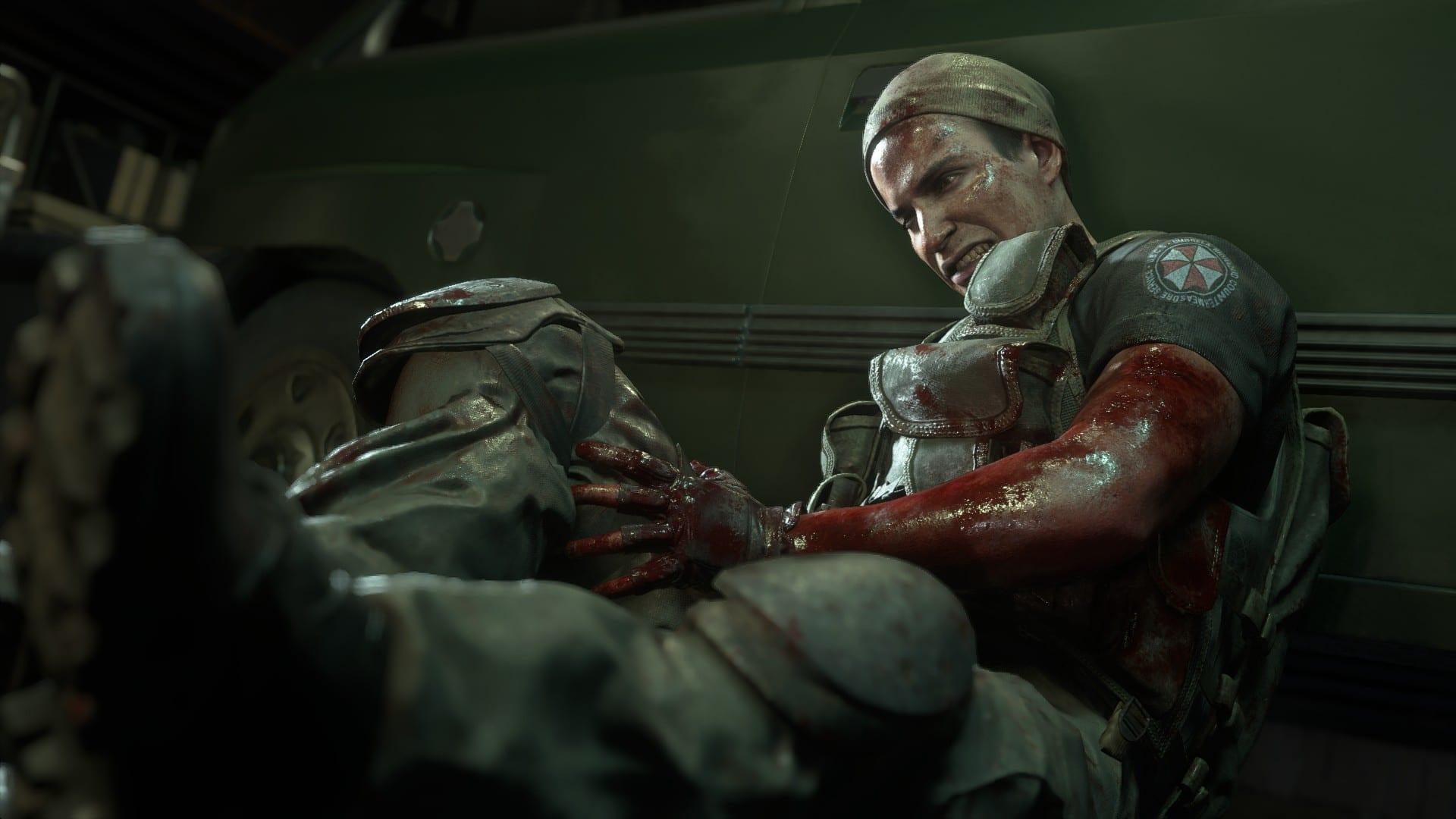 Resident Evil 3: Nemesis, Hunter, novas imagens e muito mais! 7