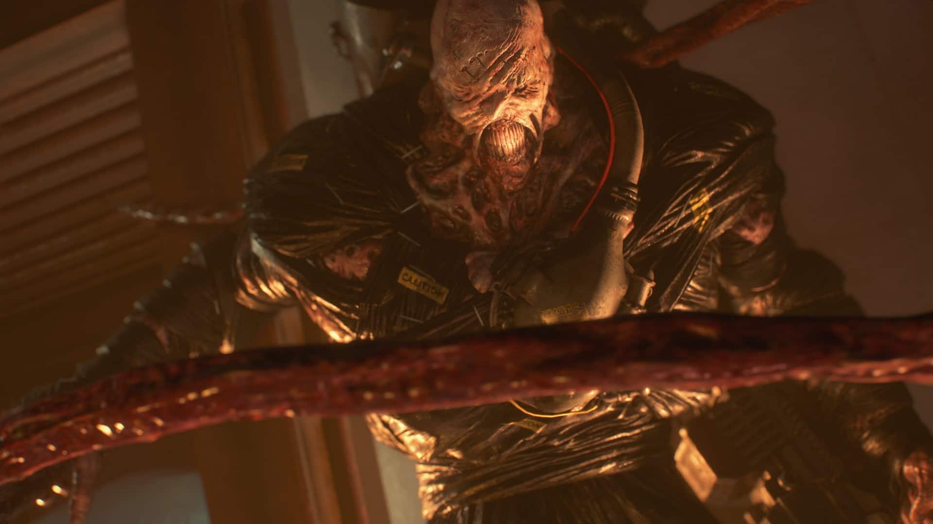 Resident Evil 3: Nemesis, Hunter, novas imagens e muito mais! 1