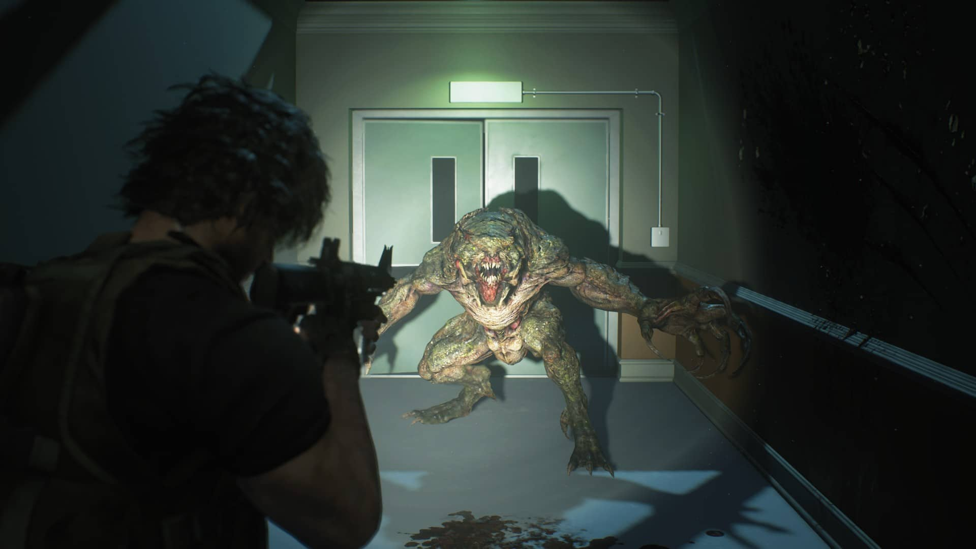 Resident Evil 3: Nemesis, Hunter, novas imagens e muito mais! 2