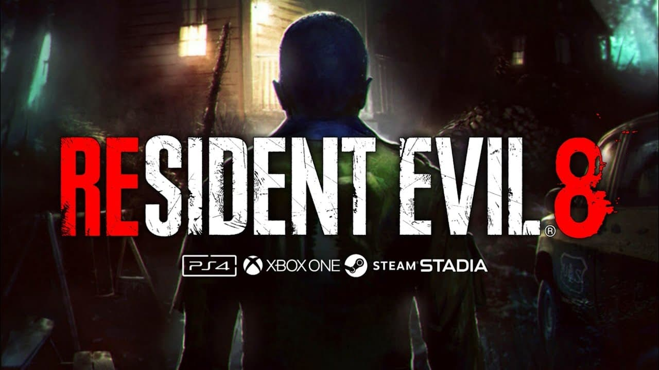 Resident Evil 8 está