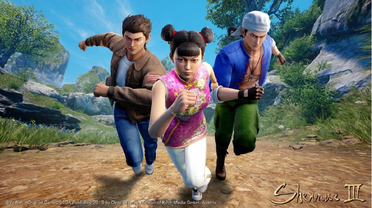 DLC de Shenmue 3 é anunciado ao estilo Corrida Maluca