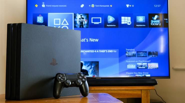 Novos televisores da Sony serão moldadas para o PS5