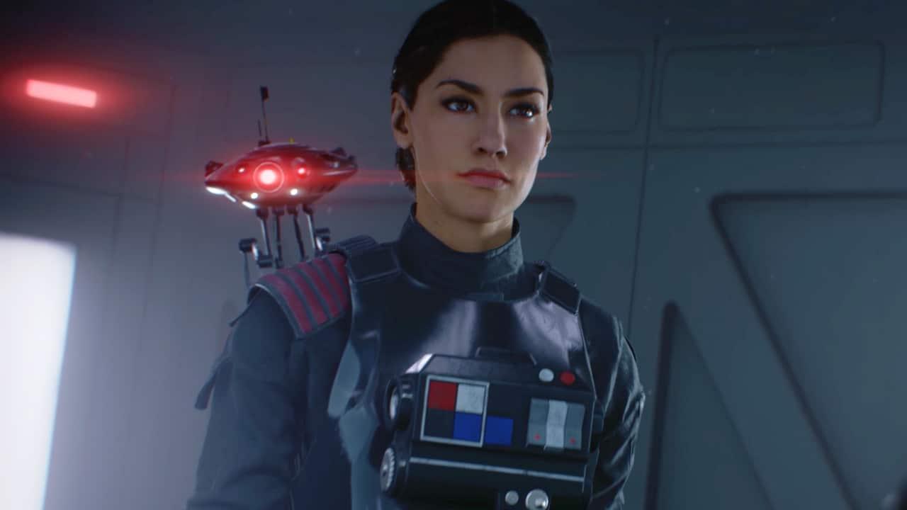 Iden Versio de Star Wars Battlefront II pode aparecer em The Mandalorian