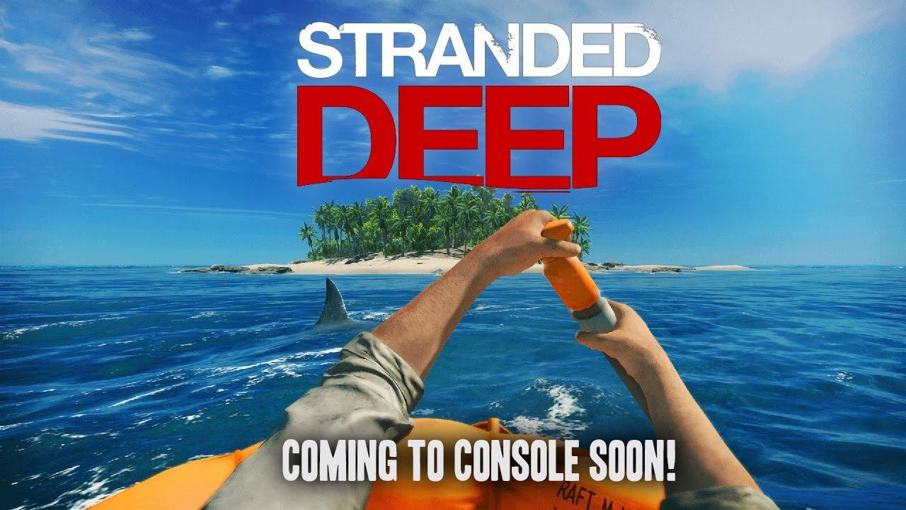 Stranded Deep recebe novo trailer e deve chegar em 2020