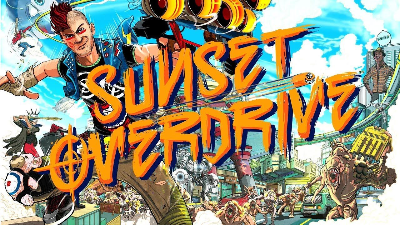 Sony e Insomniac Games registram o nome Sunset Overdrive
