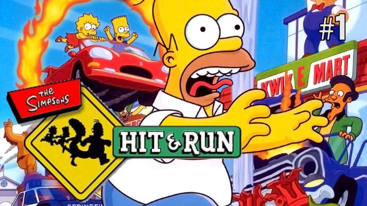 The Simpsons Hit & Run quase teve uma sequência